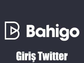 Bahigo Giriş Twitter