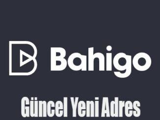 Bahigo Güncel Yeni Adres