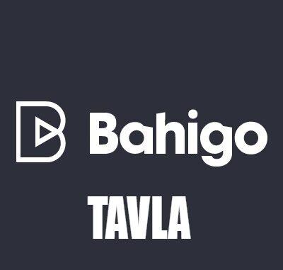 Bahigo Tavla