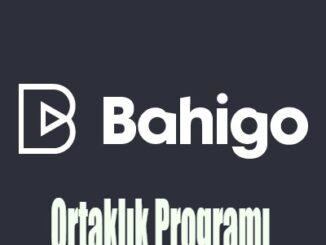 Bahigo Ortaklık Programı