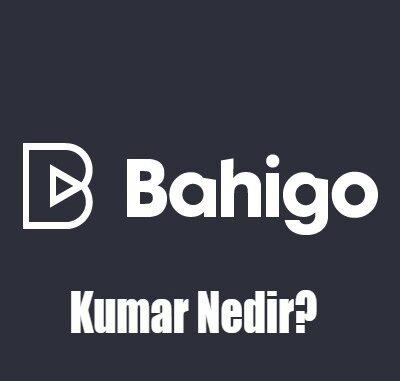 Bahigo Kumar Nedir